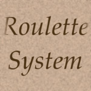 Roulette and Strategy Plate